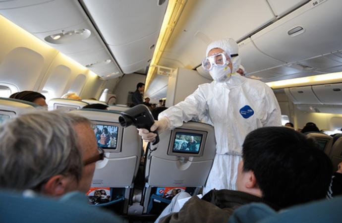 Koronavirüs havayolu şirketlerini de vurdu… İlk iflas geldi!