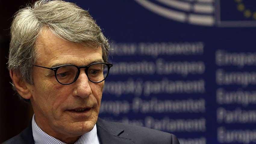 Avrupa Parlamentosu Başkanı koronavirüs karantinasına alındı