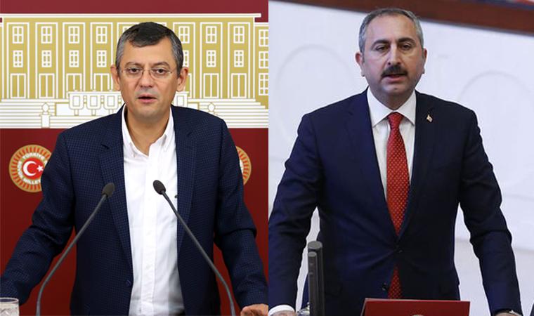 Fezlekeyi Meclis'e yollayacağız diyen Adalet Bakanı'na CHP'den yanıt