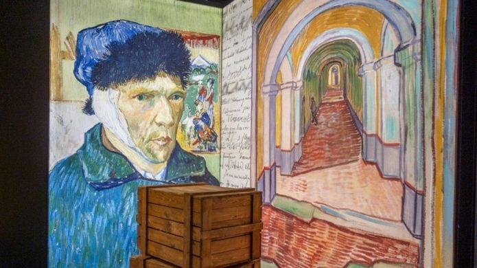 Dört sterline aldığı Van Gogh tablosunun değeri herkesi şaşırttı