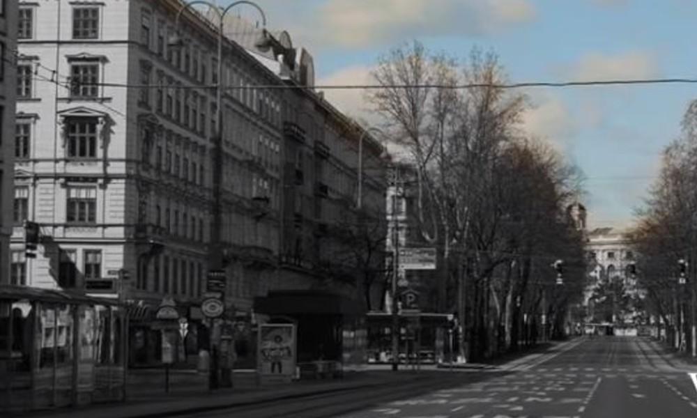 Dünya evine çekildi, sokaklar ıssız kaldı… İşte 28 caddeden görüntüler