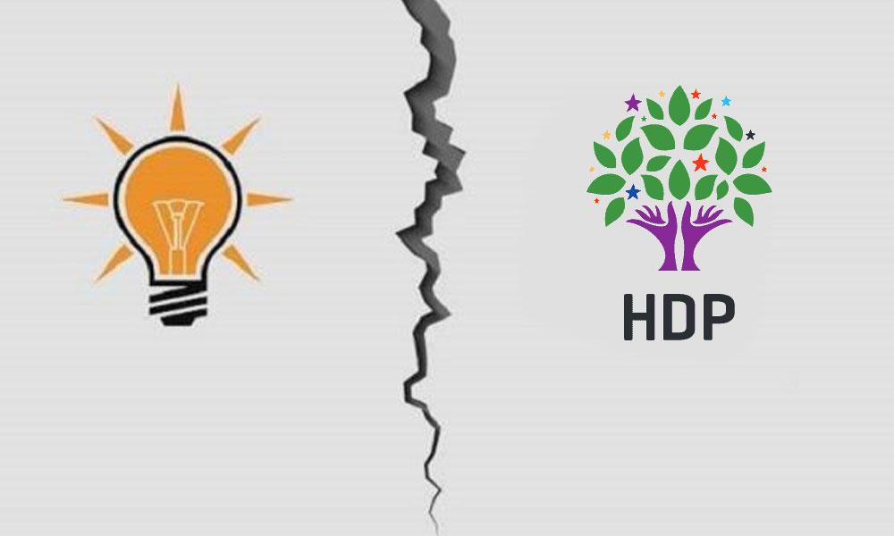 Meclis'te AKP ve HDP arasında tartışma
