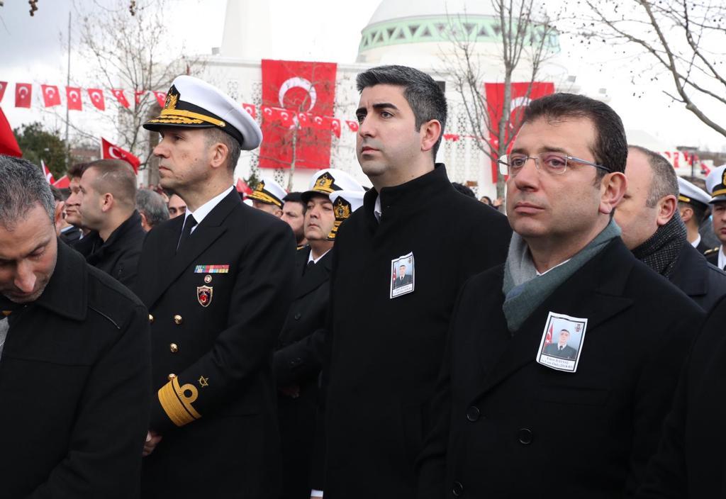 CHP'li Belediye Başkanları İdlip şehidi Baysal'ın cenaze törenine katıldı - Tele1