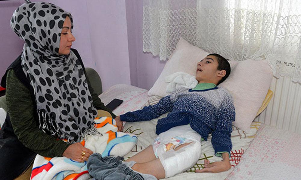 Engelli çocuğun bacağını kırıp, eve gönderen fizyoterapiste 'kınama' cezası