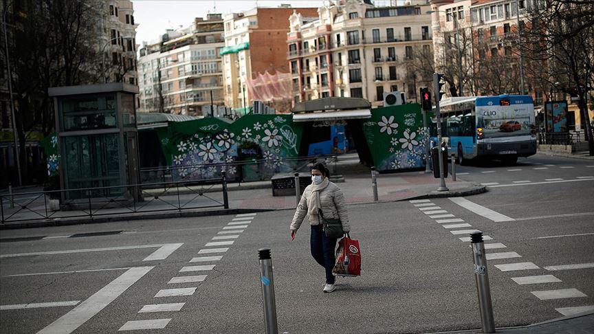 İspanya'da dört günden beri koronavirüsten ölüm rapor edilmedi