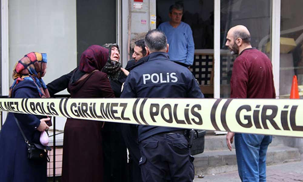 İstanbul'da kan donduran olay…  Karısını, kızını ve komşusunu vurdu