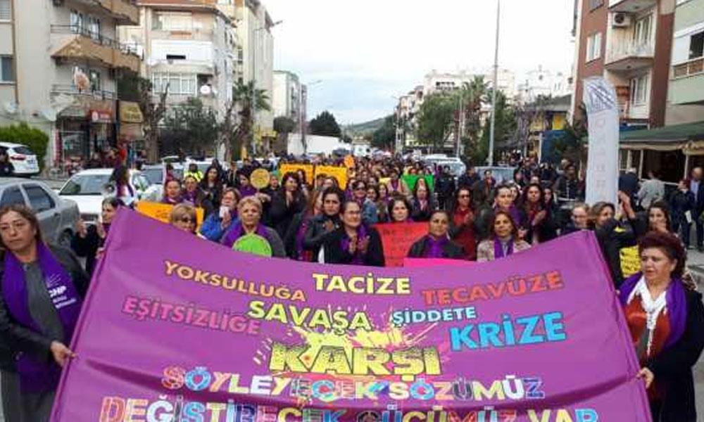 8 Mart'ta kadınlardan iktidara 'Susmuyoruz, korkmuyoruz, itaat etmiyoruz' mesajı
