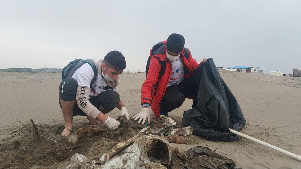 Bakanlığın çevre projesine Büyükşehir'den destek