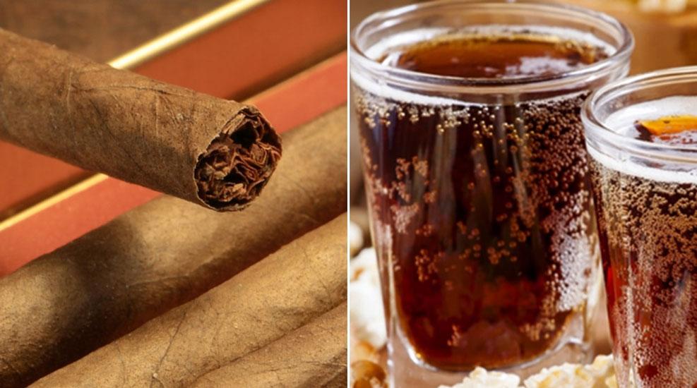 Kolalı içeceklerin ÖTV oranı yüzde 35'e, puro ve sigarillonun ise yüzde 80'e çıkarıldı