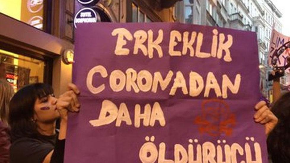 Kadın cinayetleri virüs tanımıyor! Türkiye'de son 10 günde ev ...