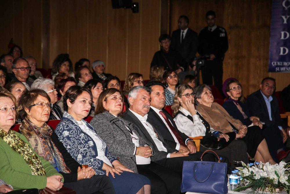 Başkan Zeydan Karalar, 'Gelişmiş ve müreffeh Türkiye için, kadınlara daha fazla hak…'