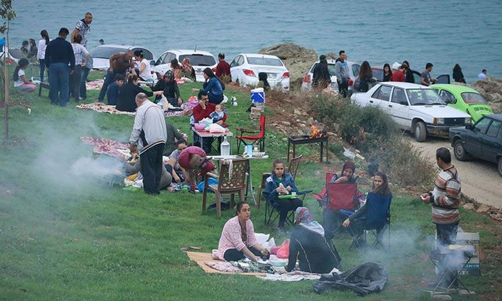 Piknik ve mangal yapmak yasaklandı