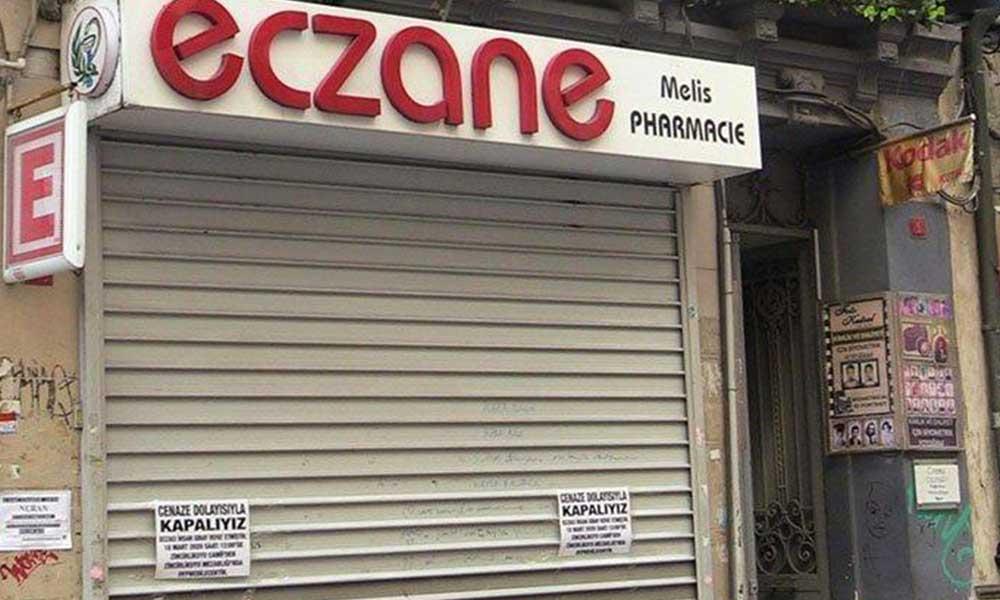 Koronadan ölüm iddiaları yalanlanmıştı!  Melis Eczanesi'nde ikinci ölüm
