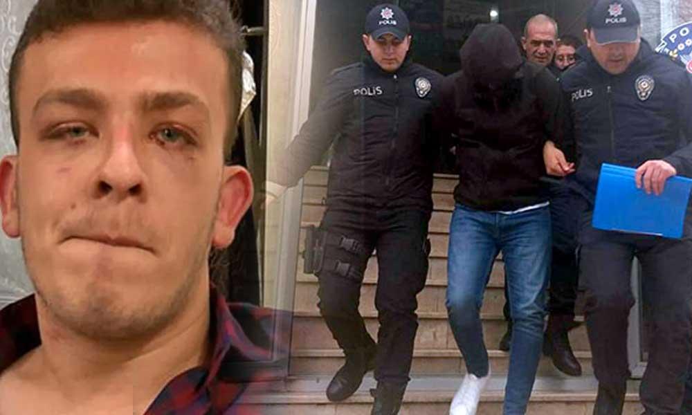 Otizmli genci döven şüpheli tutuklandı