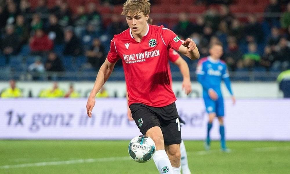 Alman futbolcu koronavirüse yakalandı!