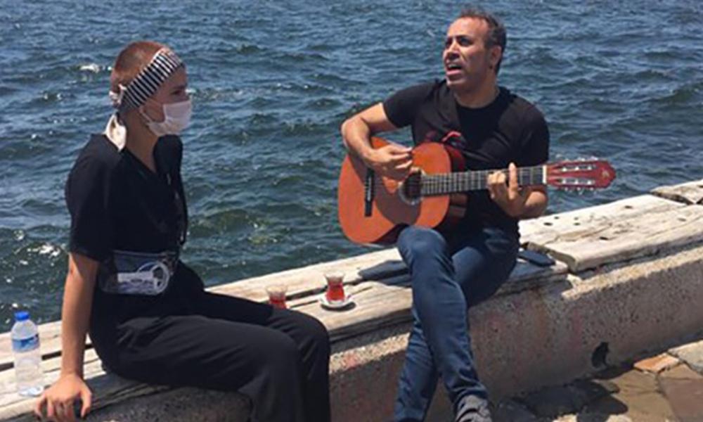 'Sahte kanser hastası' Haluk Levent'i üzdü! 'Ya benim kalbim'
