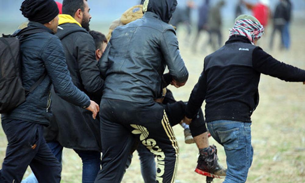 Yunanistan bir göçmeni daha öldürdü!