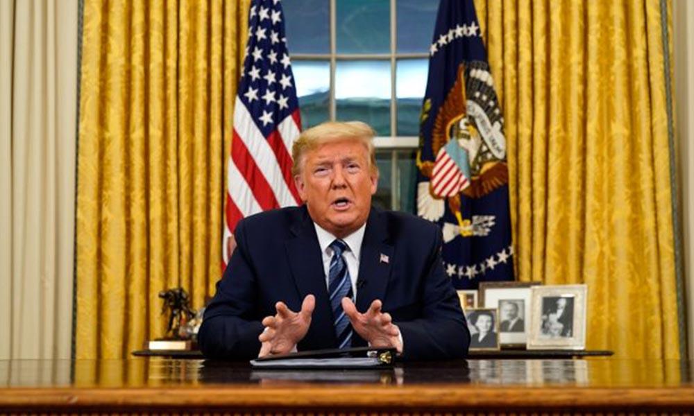 Trump: Çin Virüsü ile ilgili çok önemli haberleri açıklayacağım