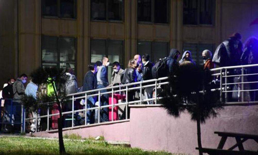 Yurt dışından gelen 175 öğrenci, yurtlara alındı! Bir kentimiz daha karantina merkezi oldu