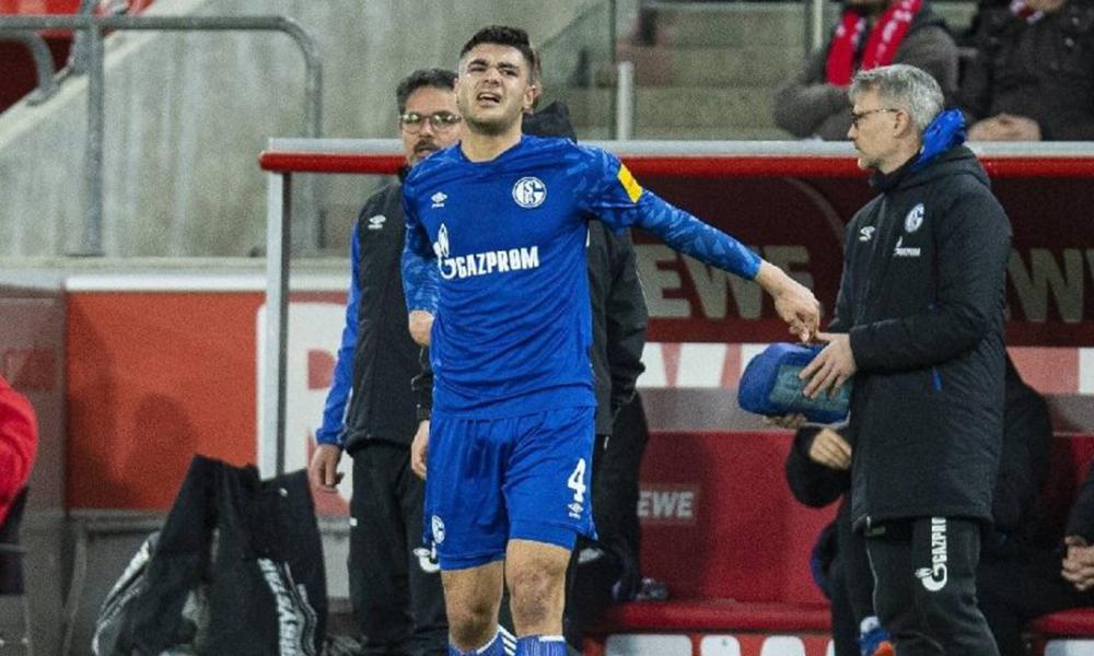Schalke 04 açıkladı! Ozan Kabak'tan kötü haber…