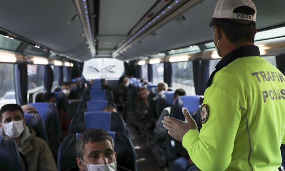 'Seyahat izin belgesi' olmadan yolculuk yapmanın cezası belli oldu!