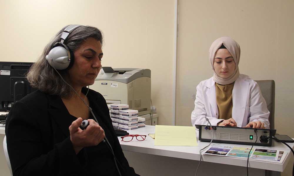 Kartal Belediyesi'nden 'Dünya Kulak ve İşitme Günü'ne özel sağlık taraması