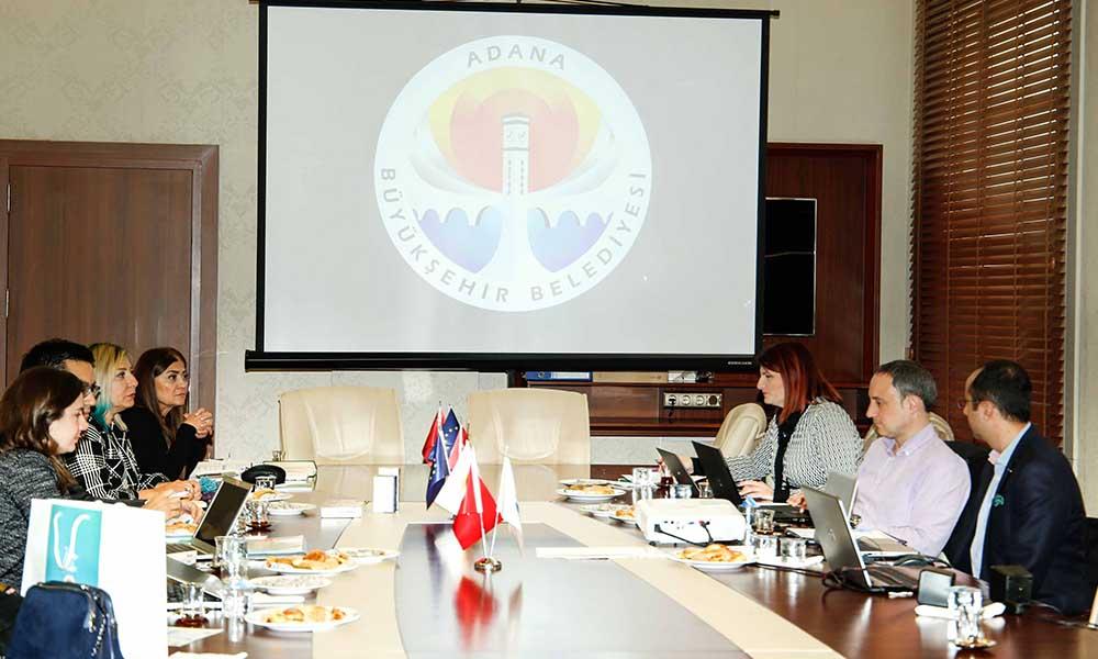 Büyükşehir liderliğinde 2 yıl sürecek projenin açılış toplantısı gerçekleştirildi