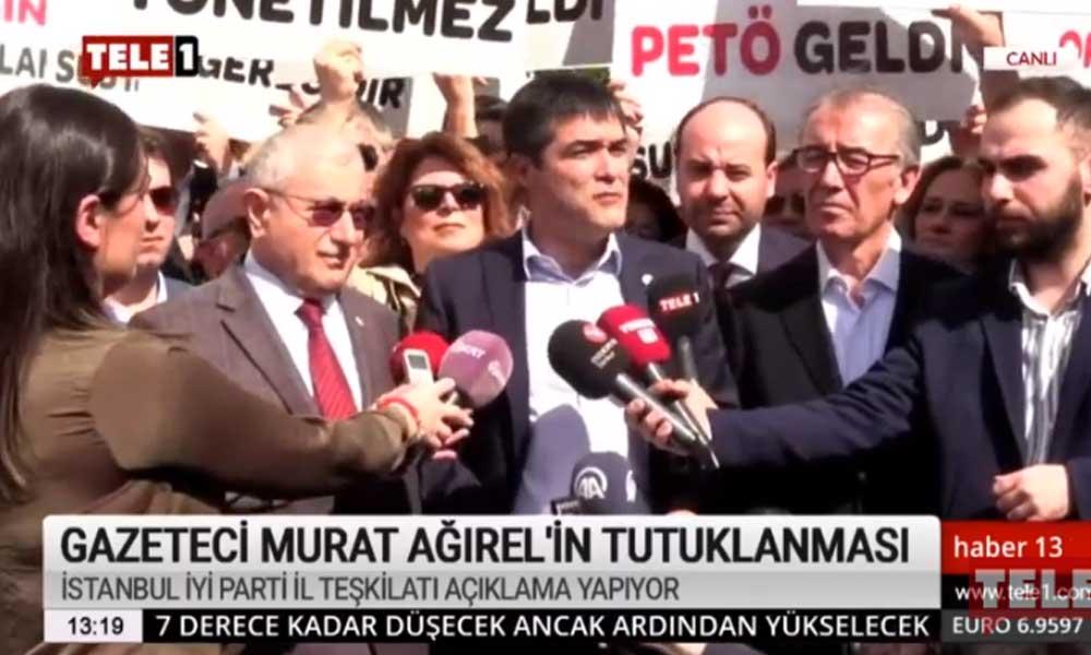 İyi Parti, Murat Ağırel için toplandı: Vatanseverliğine kefiliz