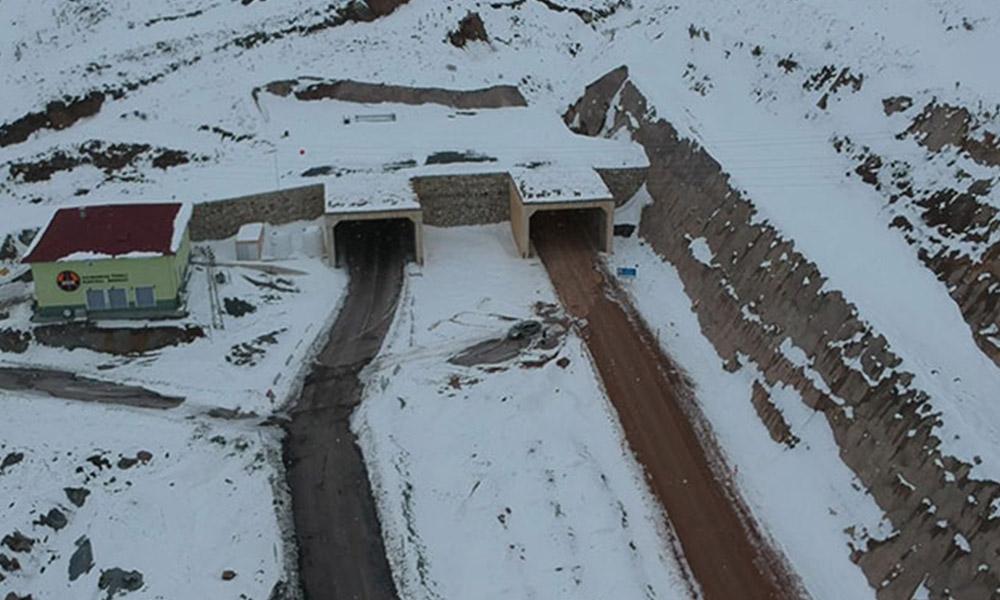 60 yıllık proje! Karadeniz tünelle Doğu Anadolu'ya bağlandı… 3 saatlik yol yarıya indi