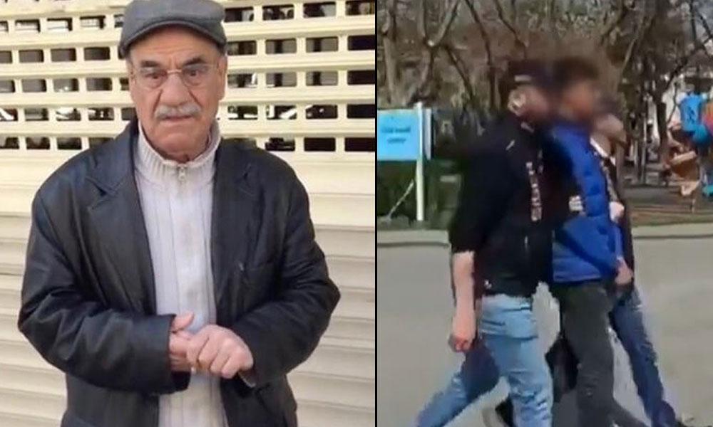 Yaşlı yurttaşla 'polisim' diyerek dalga geçmişti… Cezasını Adalet Bakanı Gül duyurdu!