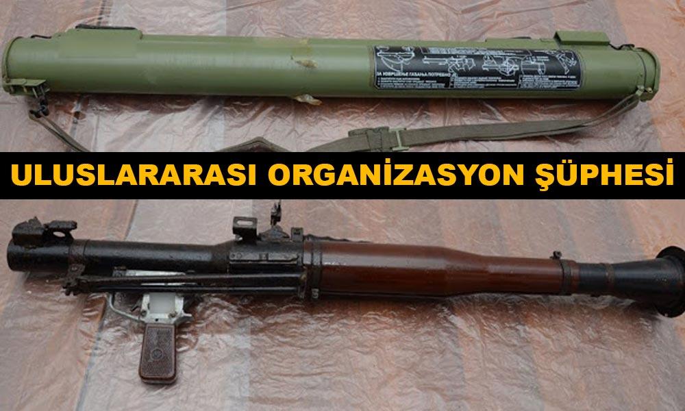 Atina'da terör operasyonu! Çoğunluğu Türk 26 gözaltı… 47 metrelik tünelde Tanksavar