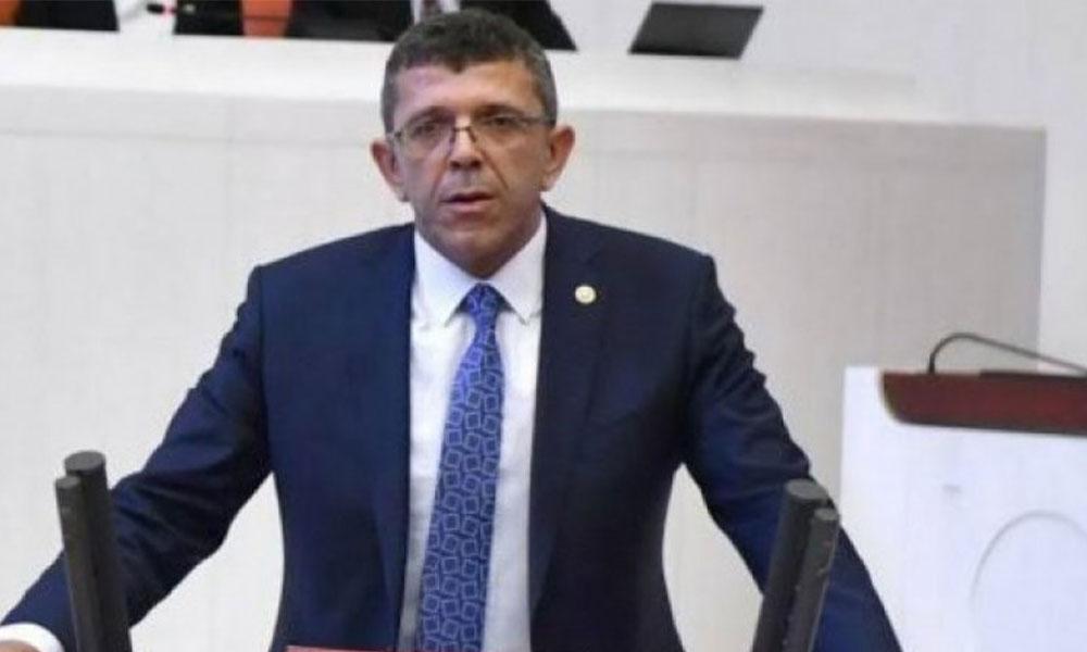İYİ Parti'li vekile mecliste saldırı