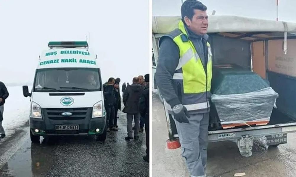 AKP'li başkan cenazeyi araçtan indirtti, imam cenaze namazını kılmadı