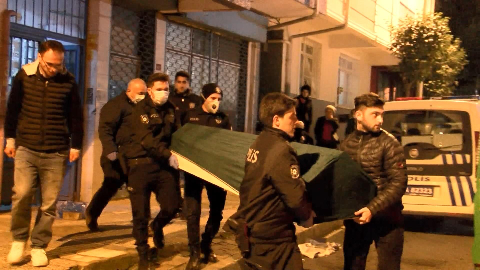 Güngören'de 1 kişi, kömürlükte öldürülmüş olarak bulundu
