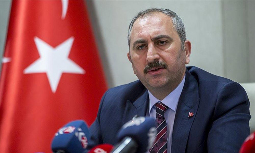 Adalet Bakanı Gül: Karantina kararına uymamak suçtur