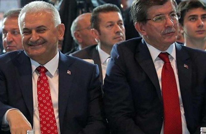 Ahmet Davutoğlu, yıllar sonra Binali Yıldırımın gizlediği planını açıkladı