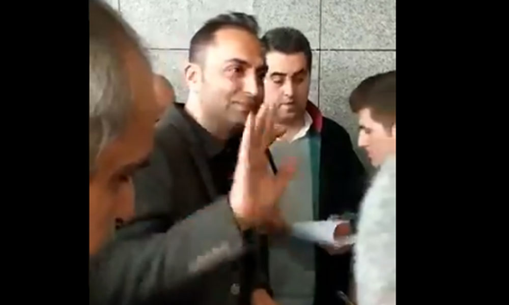 Cezaevine gönderilen Murat Ağırel'in mesajı: Korkmayın