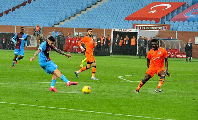 Zirve karıştı… Trabzonspor'un Başakşehir çıkmazı