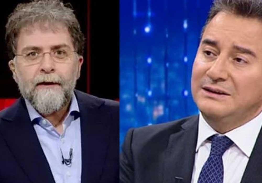Ahmet Hakan, Ali Babacan'a verdi veriştirdi: Korkaklar, pısırıklar