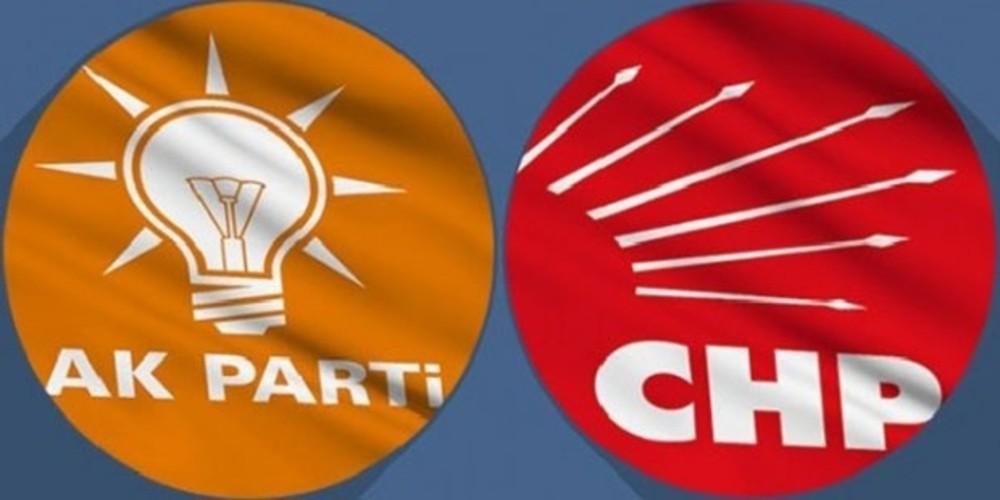 AKP ile CHP arasındaki kritik görüşme sona erdi