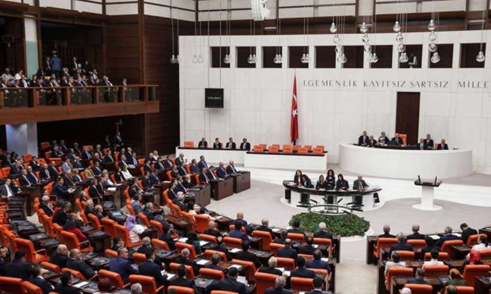 AKP heyeti CHP ve İYİ Parti'yi ziyaret edecek