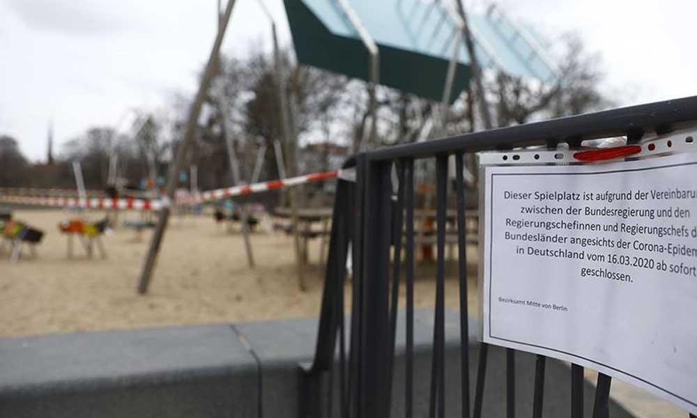 Almanya: Salgının henüz başındayız