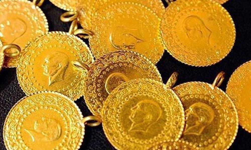 Altın resmen çakıldı
