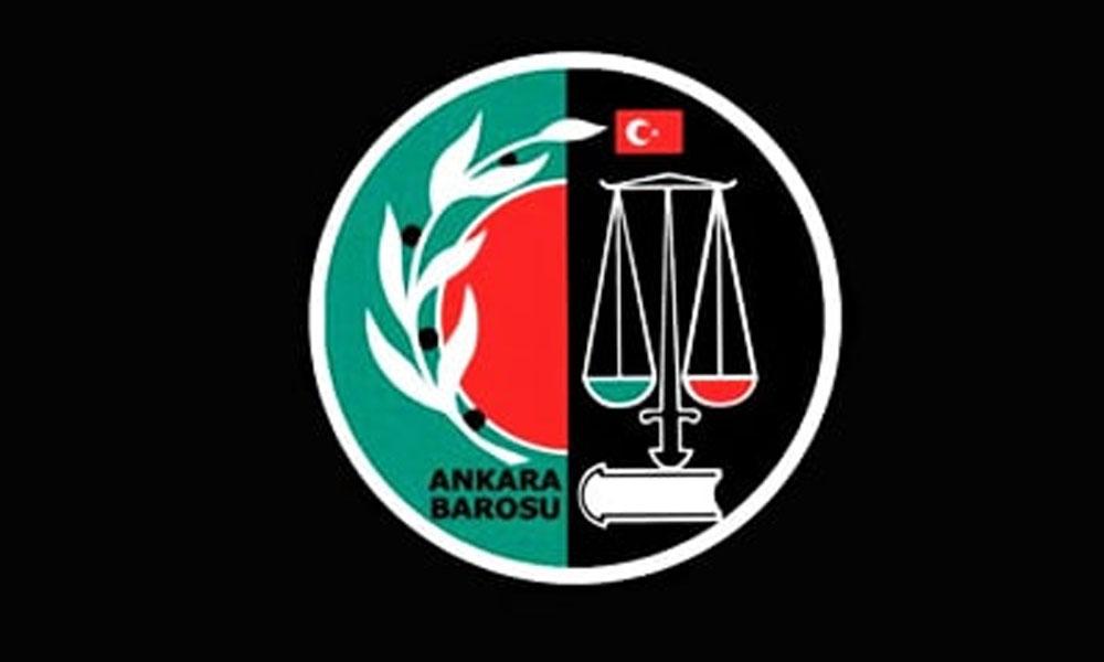 Ankara Barosu soruşturmasında yeni gelişme