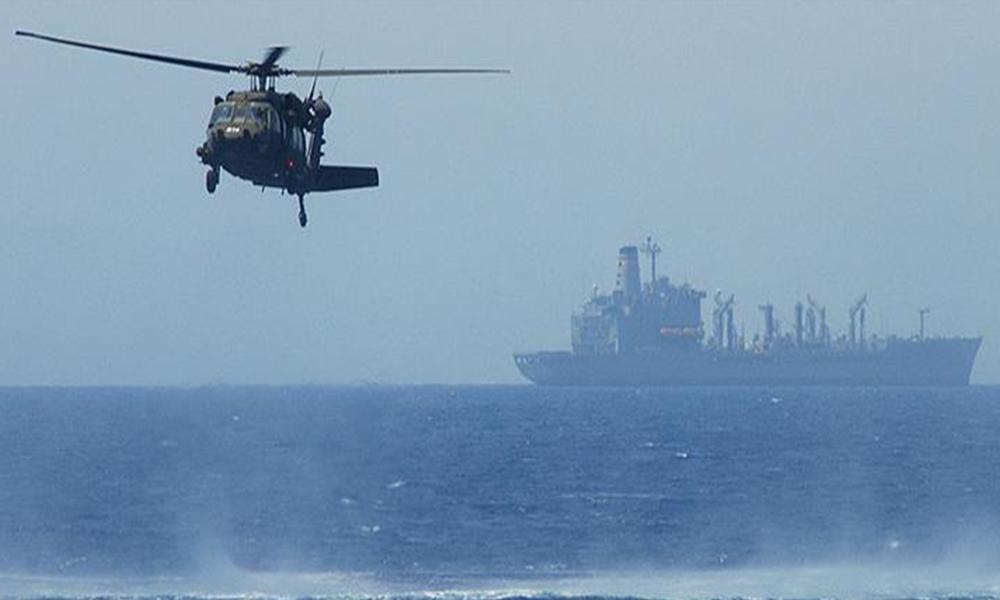 Sınırda gerilim artıyor! Yunanistan, hava destekli savaş gemilerini…