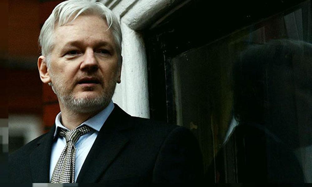 Koronavirüsten dolayı tahliyesi talep edilmişti… İngiltere'den Assange kararı