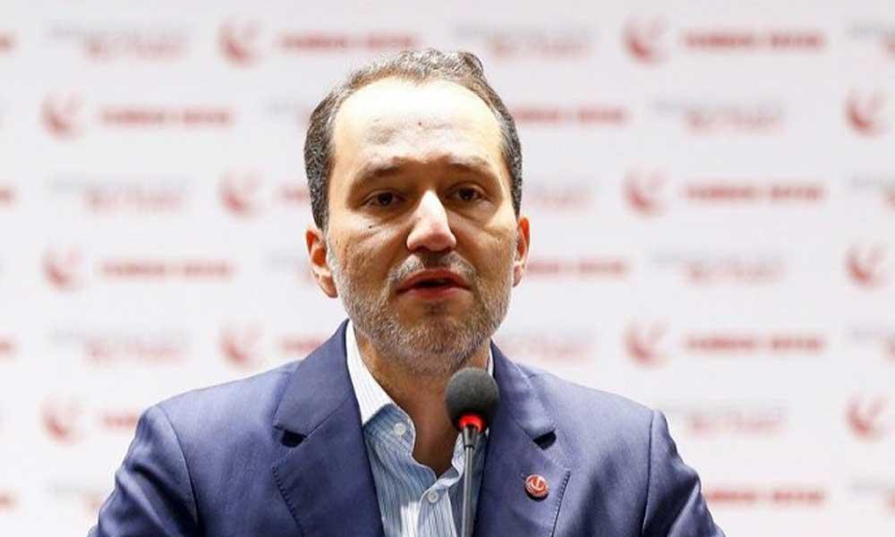 Fatih Erbakan'a 'müstehcen fıkra' şoku… En önemli isim istifa etti…
