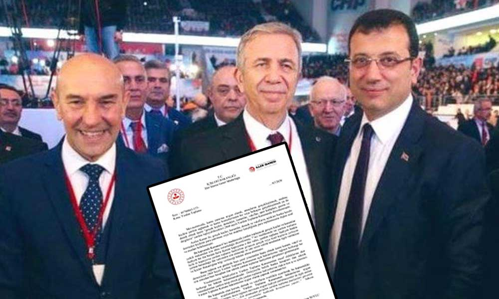 İmamoğlu'nun yanıtı sonrası İBB'nin bağış hesapları bloke edildi