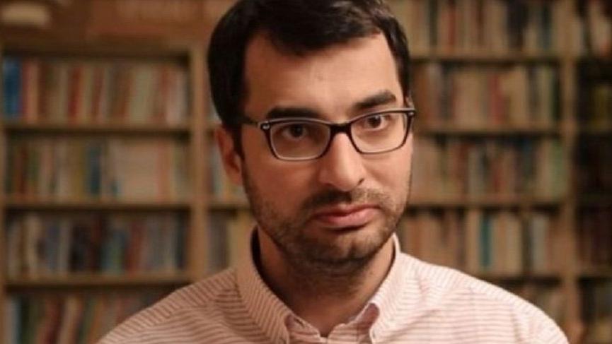 Gazeteci Barış Terkoğlu gözaltına alındı!
