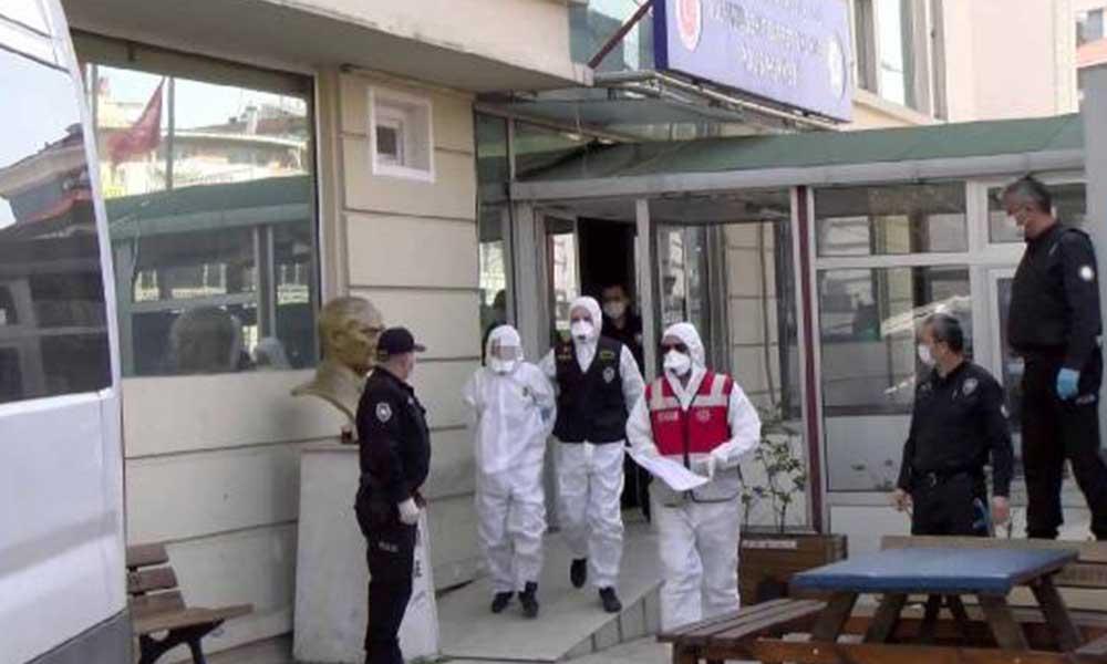 Koronavirüs karantinasındaki annesini ziyaretini engelleyen görevlileri bıçakladı